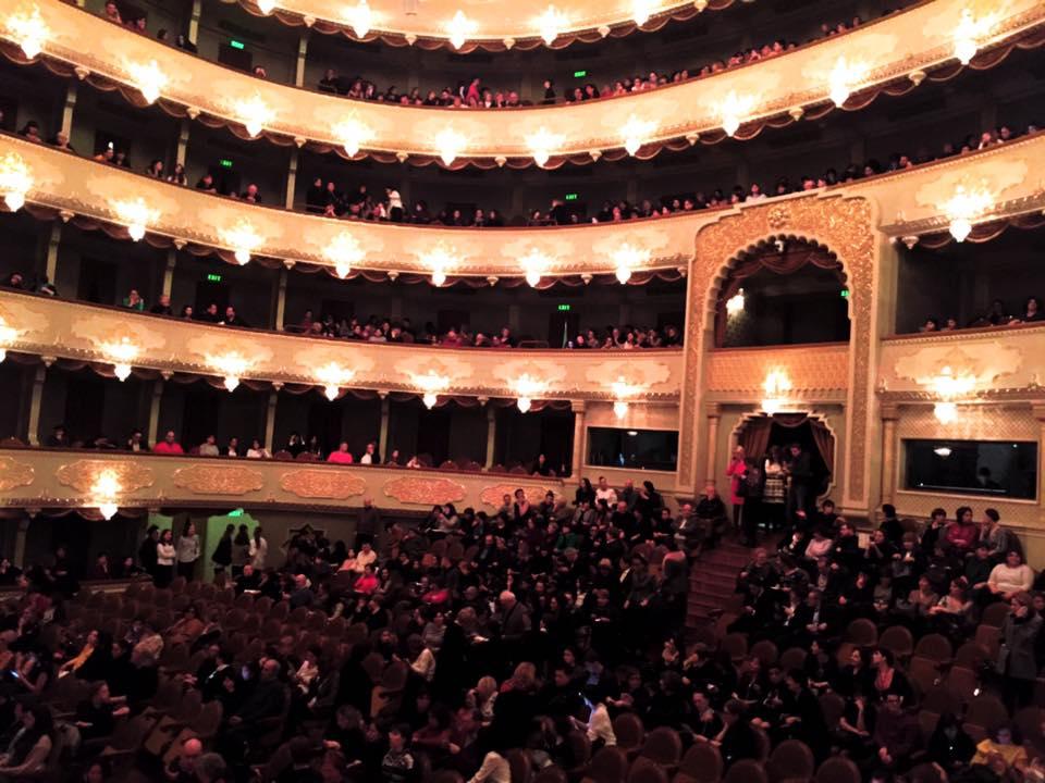 ジョージア トビリシにあるオペラハウス