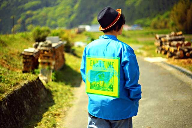 小沢健二レコードジャケット