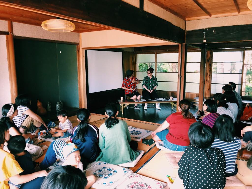 よっぴーまりんのトークライブ in 三重県いなべ市