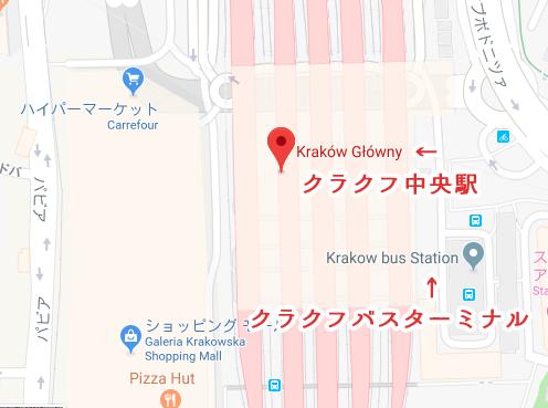 krakowmap
